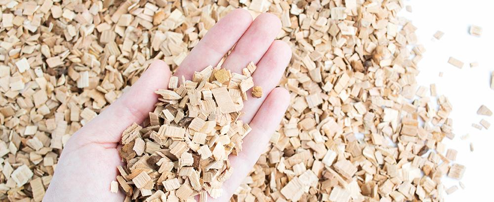 木質バイオマス資材製造・販売(燃料用、農業用)